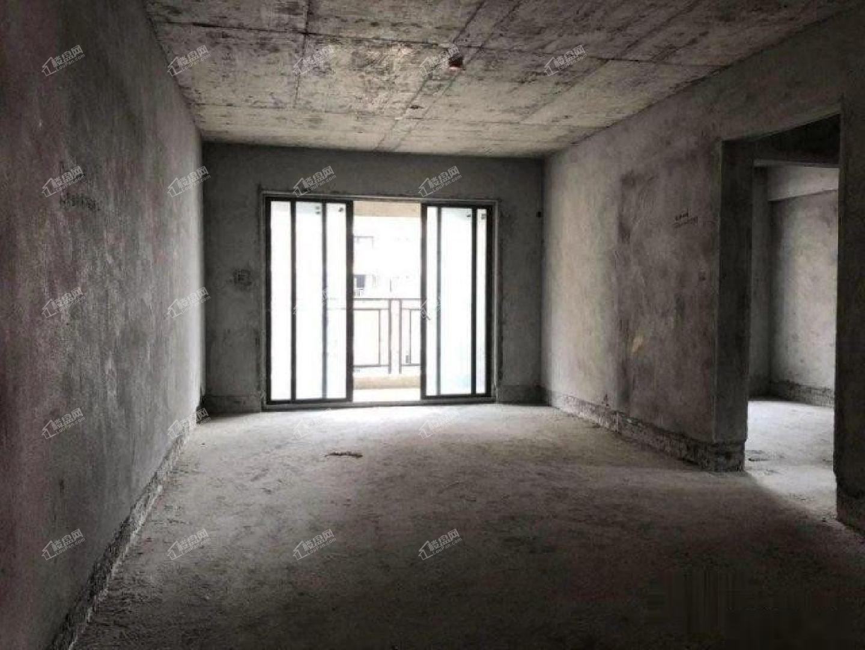 南国豪苑 新毛坯4房2厅 超南视野好 户型靓