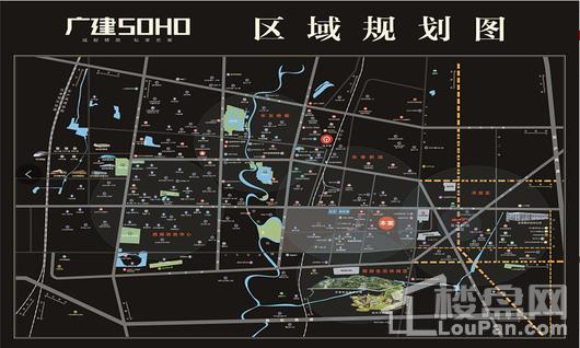 广建SOHO交通图