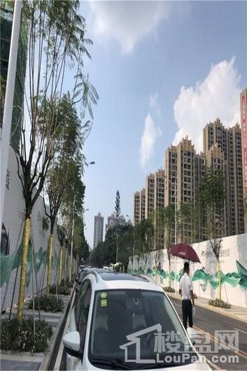 新城·鹿江风华实景图