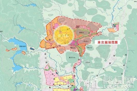 黄姚普利·幸福里交通图
