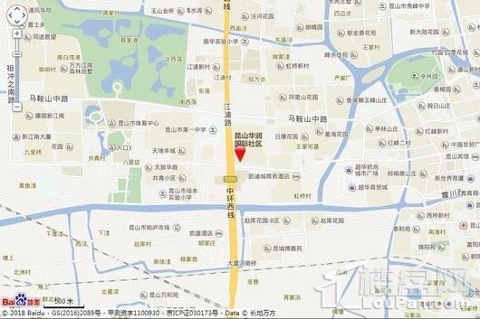 万象汇商业中心2#交通图