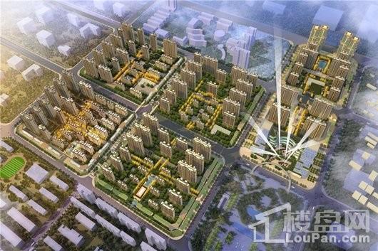 渭南富力城效果图
