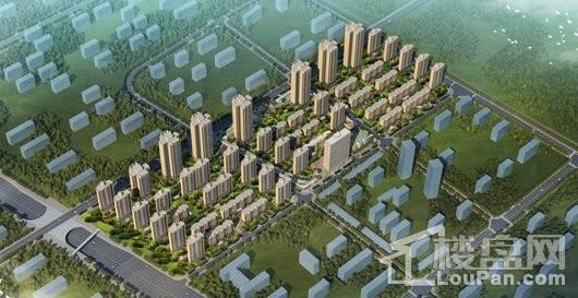 中建·瑾和城效果图