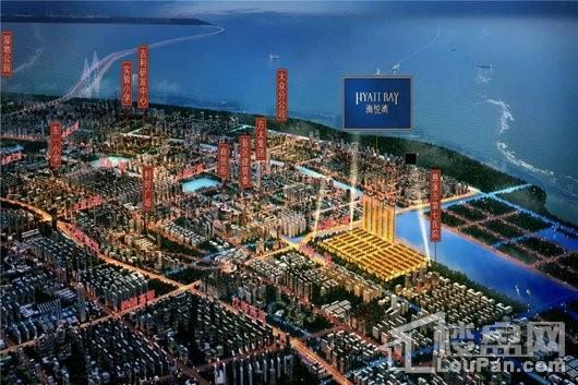 中南海悦湾交通图