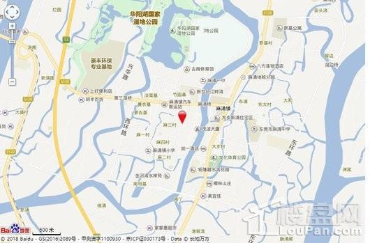 碧桂园古梅荟电子地图