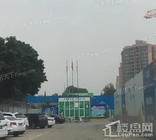 虎门滨海城实景图