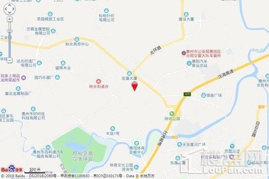 巨德竹葶梦苑交通图