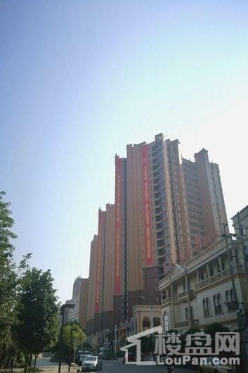 东方漫街实景图