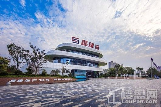 西安昌建城实景图