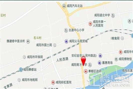 宇都·纳富特广场交通图