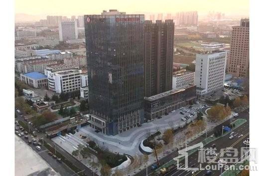 中海城市广场写字楼实景图