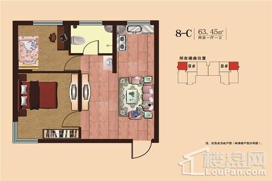 阳光鑫城户型图