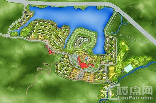 碧桂园森林湖效果图