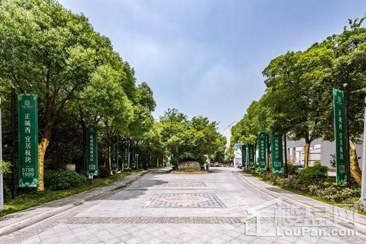 品院·樾湖台实景图