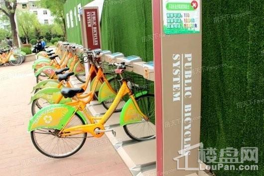 冠昌金域湾畔周边自行车站点