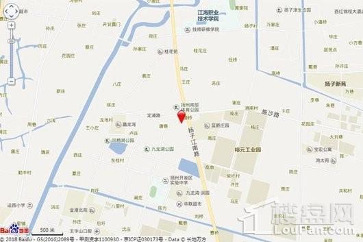 临港新城时代商业广场交通图
