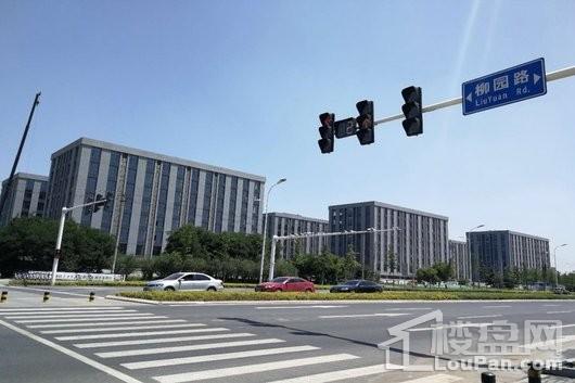 张江·淄博科技产业园实景图