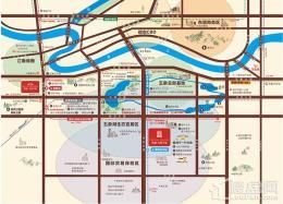 荣和五象学府区位图(详细版)