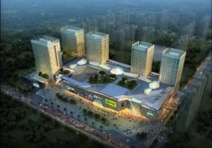 哈尔滨永泰城(商铺)高清图