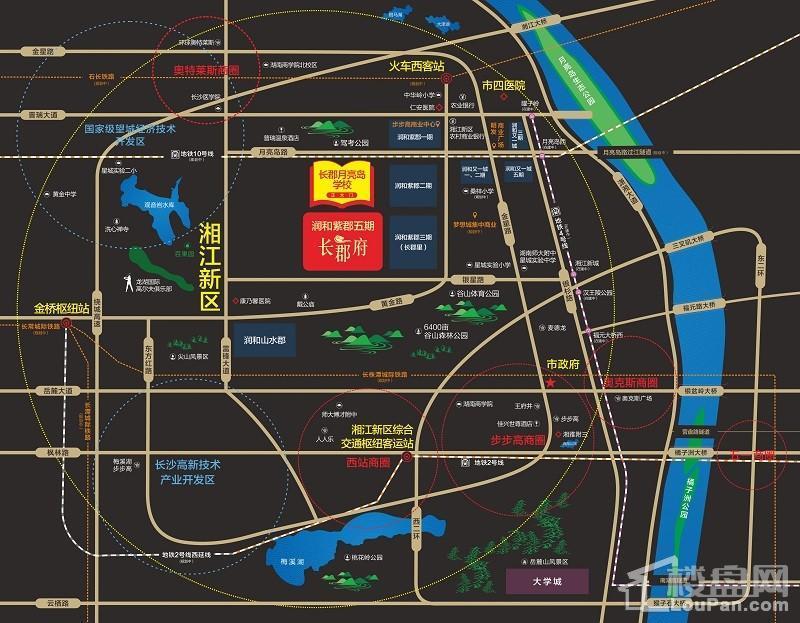 润和紫郡位置图