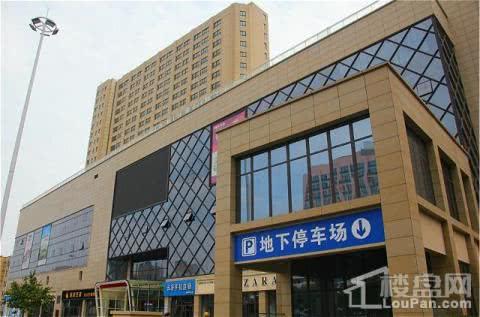 万博中星城怡华广场实景图