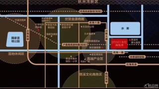 中南海悦湾位置图