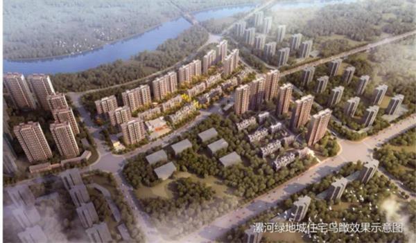 为您推荐漯河绿地城