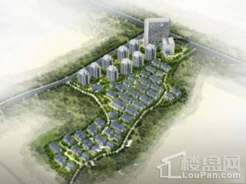 黄山第一上海中心项目效果图
