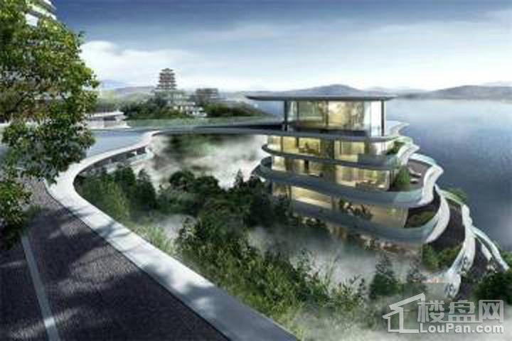 黄山绿地太平湖