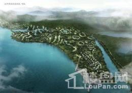 绿地太平湖效果图