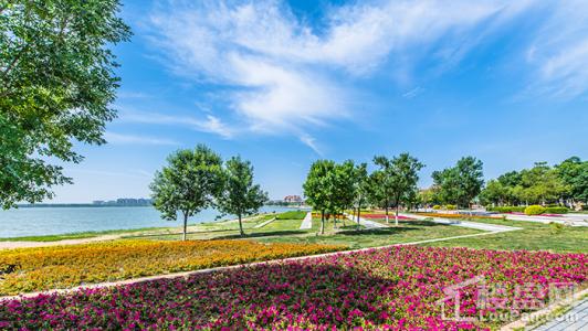 众美南湖湾实景图