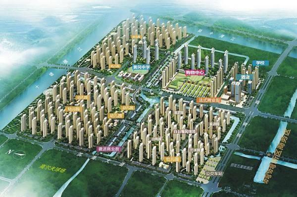 为您推荐宁波合生杭州湾国际新城