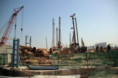 中国铁建大厦实景图