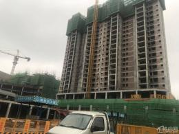 紫宸澜山二期9月工程实景