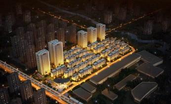 重庆联发西城首府高清图