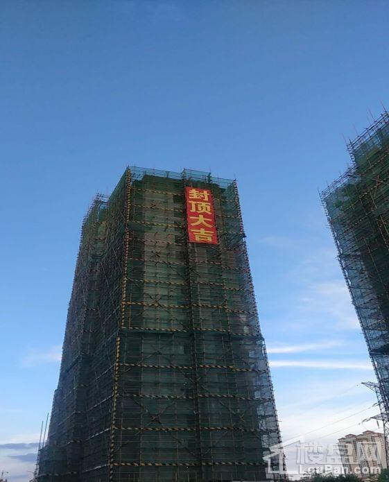 碧桂园北海印象施工图3#楼