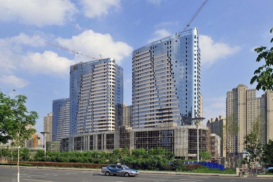 远大购物广场公寓效果图