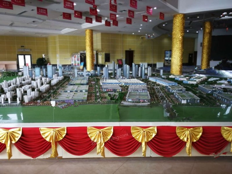 哈尔滨华南城实景图