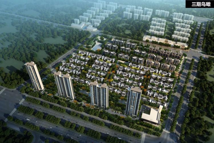 建业联盟新城效果图