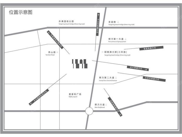 外滩1898位置图