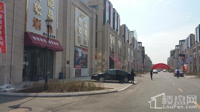 华美太古广场实景图