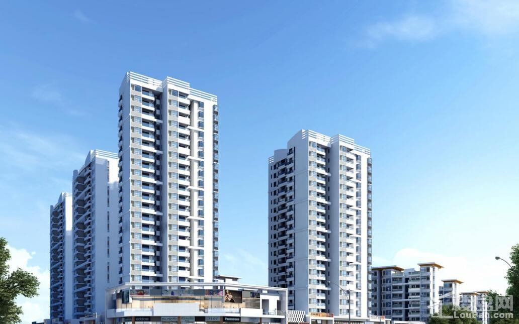 中信国安·北海第一城第三块地高层