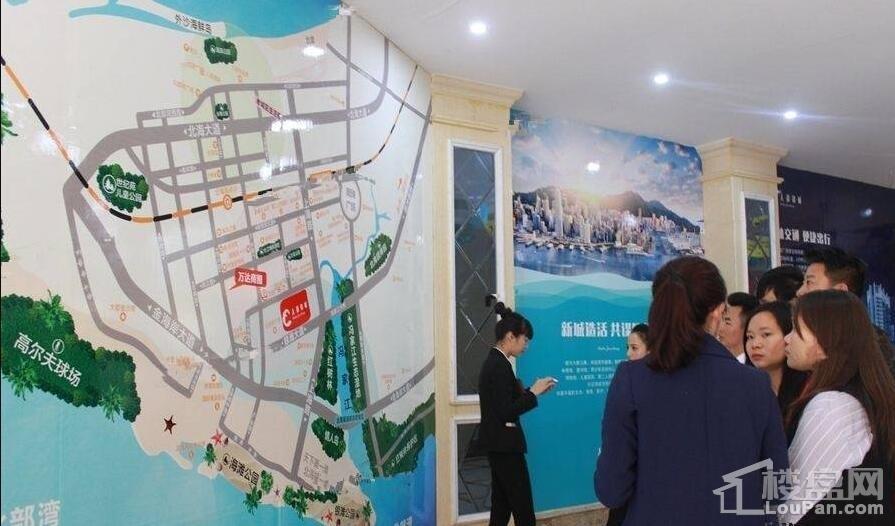 大都锦城实景图