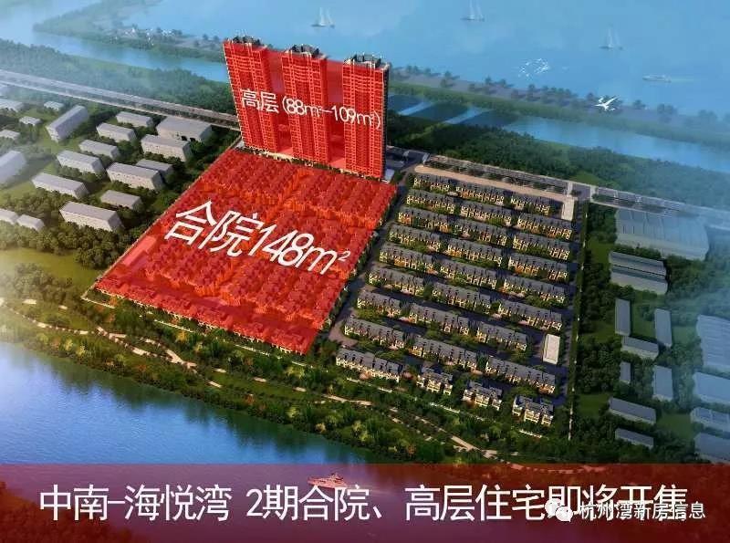 为您推荐杭州湾中南海悦湾花苑