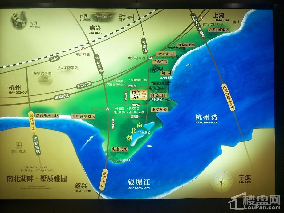 柳岸晓风位置图