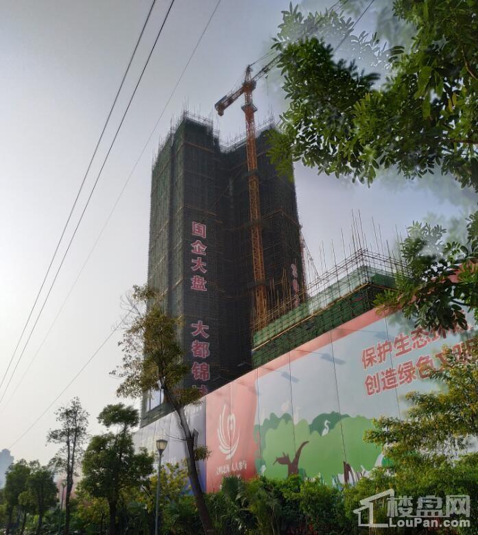 北海大都锦城项目外景图