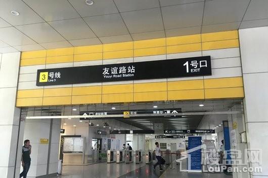 上海宝杨宝龙广场配套图