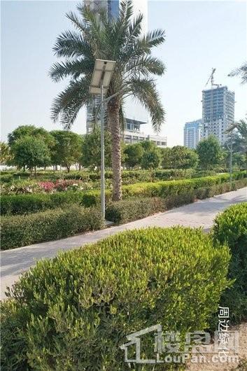迪拜都喜酒店实景图