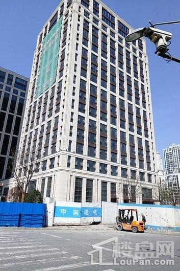 上海一方中心实景图