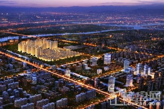 中国铁建香榭国际效果图